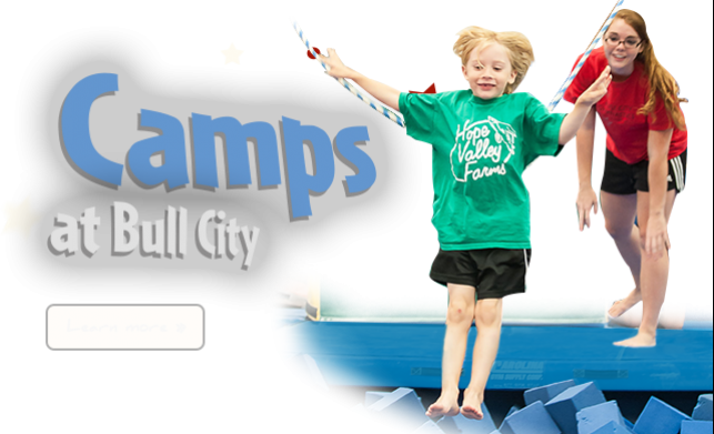 Camps at Bull City Gymnastics